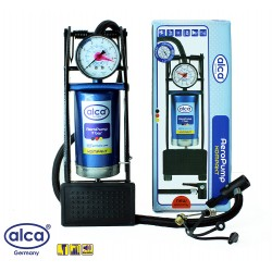 FOOT PUMP 1-CYLINDER COMPACT