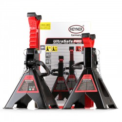 ULTRA-SAFE JACK AXLE STANDS 3 T