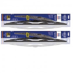 Heavy Duty SCANIA windscreen wiper blade set of 2