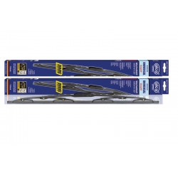 "alca UNIVERSAL windscreen wiper blades 19""17"""