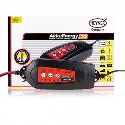 AKKUENERGY ELECTRONIC BATTERY CHARGER 80/110Ah