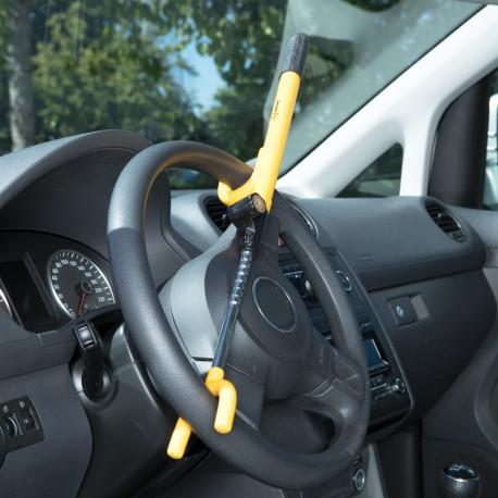 Steering Wheel Lock with Key