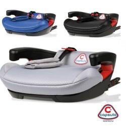 Isofix child car booster seat CAPSULA