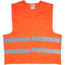 Safety Jacket in Orange