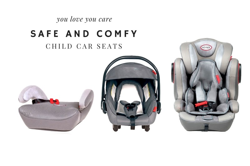 Quality child car seats and boosters